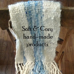 soft & cozy hand-made products